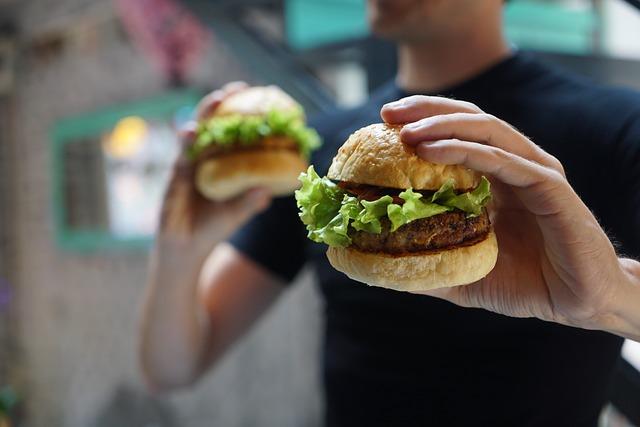 דוכני המבורגר לאירועים